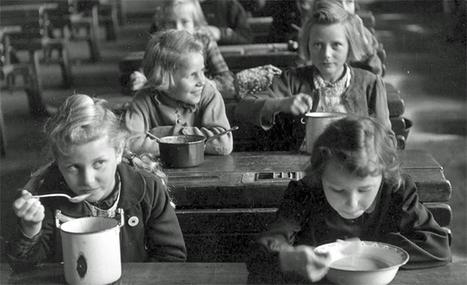 ¿Sabes lo que comen tus hijos en el comedor del colegio? | La Mejor Educación Pública | Scoop.it