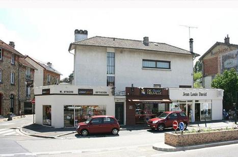 Villa Besnus de Le Corbusier. Cambios de 1922 a 2010   Edificios   COSAS de ARQUITECTOS   The Architecture of the City   Scoop.it