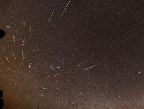 See one of the year's best meteor showers, thanks to Halley's comet | Science for Kids | Scoop.it