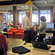 Los nuevos empresarios practican el 'coworking' | COWORKING | Scoop.it