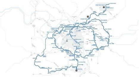 La nouvelle Home du site de la Société du Grand Paris... et de notre nouveau métro, le Grand Paris Express #Communication | Le Grand Paris des transports et des territoires | Scoop.it