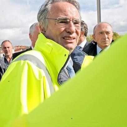 Rivalta n'est plus président du Sytral | L'actualité du bassin lyonnais | Scoop.it