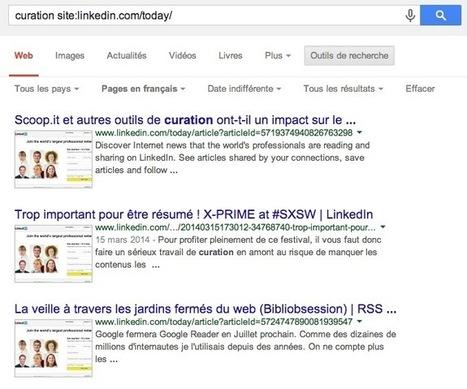Maîtrisez google en exploitant les expressions de recherche | Veille technologique sur le numérique | Scoop.it