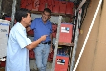 First JPS net billing customer in rural Jamaica connected - Latest News | Energy in the Caribbean | Scoop.it