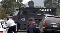 Five bodies found in Mexico City mass grave are among people missing from bar - Globe and Mail   mexican drug wars   Scoop.it