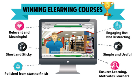 Universal Traits of a Winning eLearning Course | Emerging Technologies in Vocational Education and Industry Training | Scoop.it