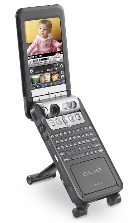 Sony Clié - PEG-NZ90 | Personal Digital Assistant of our Childhood | Scoop.it