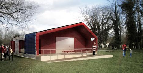 La casa del futuro è green e si chiama Rhome | Creative Placemaking | Scoop.it