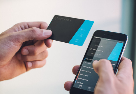My Weekend Confusing People With a Futuristic Credit Card   WIRED   Tech Savvy   Scoop.it