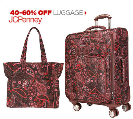 Plan Your Travel This Season With JCPenney Luggage Sets | Eavan Trendz Outlook | Scoop.it
