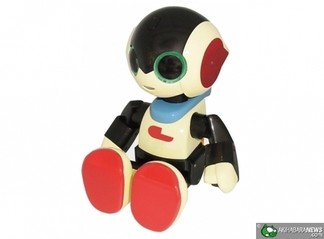 Takara Tomy - Entertainment Robot - Robi jr - for 15000 yen | AI, NBI, Robotics & Cybernetics & Android Stuff | Scoop.it