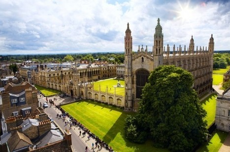 University of Cambridge is Recruiting for a Professor of LEGO | Social Foraging | Scoop.it