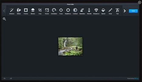 Retoucher ses photos Facebook via l'extension Photon (Google Chrome only) | Geeks | Scoop.it