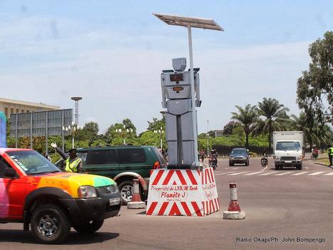 Rêve de conquête du monde pour les robots routiers de Kinshasa - Direct.cd | Technologie et Sécurite : Equipe 04 | Scoop.it