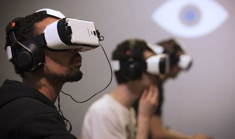 Virtual Reality Poised to Revolutionize Retail, Check-Out Experiences | digitalNow | Scoop.it