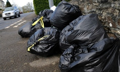 """Black Bag Restriction Sees 3,600-Tonne Reduction In Swansea's Waste (""""makes sense"""") 
