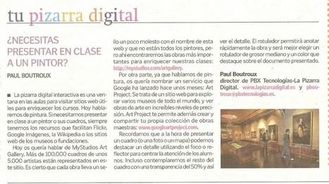 Promethean   La pizarra digital   Tastets de TIC I TAC   Scoop.it
