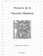 Rafael Ramón Guerrero. Historia de La Filosofía Medieval. | Textos obligatorios para el curso de Filosofía I y II | Scoop.it