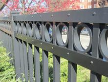 Steel Fence Panels | flood helper | Scoop.it
