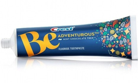 Brush your teeth with CHOCOLATE? Crest debuts sweet toothpaste | Tour d'horizon Santé | Scoop.it