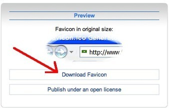 Adding a Favicon for your Google Site | Teacher Tech | New Web 2.0 tools for education | Scoop.it