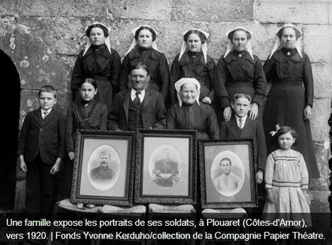 Centenaire 14-18 « Pas besoin de chiffres pour démontrer l'ampleur du massacre » - Le Monde.fr | Nos Racines | Scoop.it