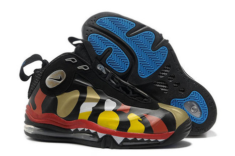 "Total Foamposites Max ""Jurassic"" Men Shoes 
