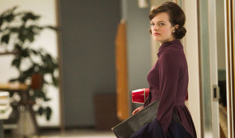 Elisabeth Moss Is Starring in Hulu's Adaptation of The Handmaid's Tale | Literature & Psychology | Scoop.it