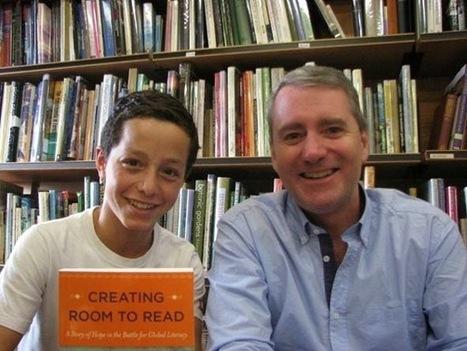 Tristan Bancks | Australian Children's & Teen Author | Kids' & YA ... | The Reading Librarian | Scoop.it