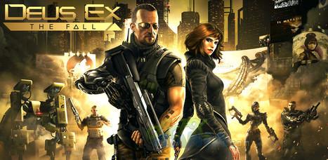 Deus Ex: The Fall 0.0.19 apk +data | Balint | Scoop.it