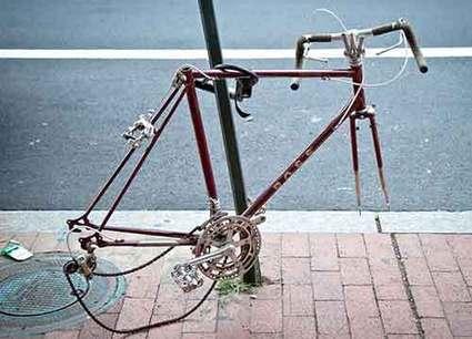 New Report Showcases Massive Amount of Bike Theft in San Francisco - Fog City Journal | San Francisco | Scoop.it