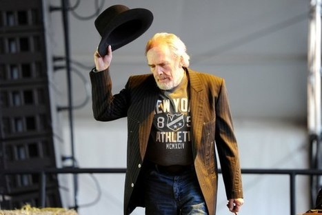 Muskogee Paying Tribute to Merle Haggard With Memorial   Country Music Today   Scoop.it