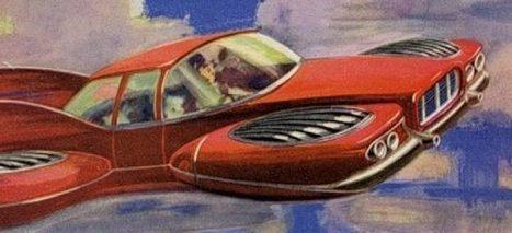 El 'dieselpunk' soviético de la revista 'Technica Molodezhi ... | VIM | Scoop.it