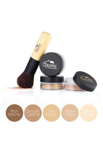 Mineral Foundation   Tropic Skin Care   Scoop.it