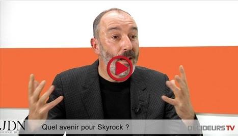 Pierre Bellanger (Skyrock) : «ce sont les radios à personnalité, les radios vivantes qui ont le plus d'opportunités» - Offremedia | Radio 2.0 (En & Fr) | Scoop.it