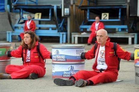 Pêche : Greenpeace bloque une conserverie de thon à Douarnenez | Biodiversité | Scoop.it