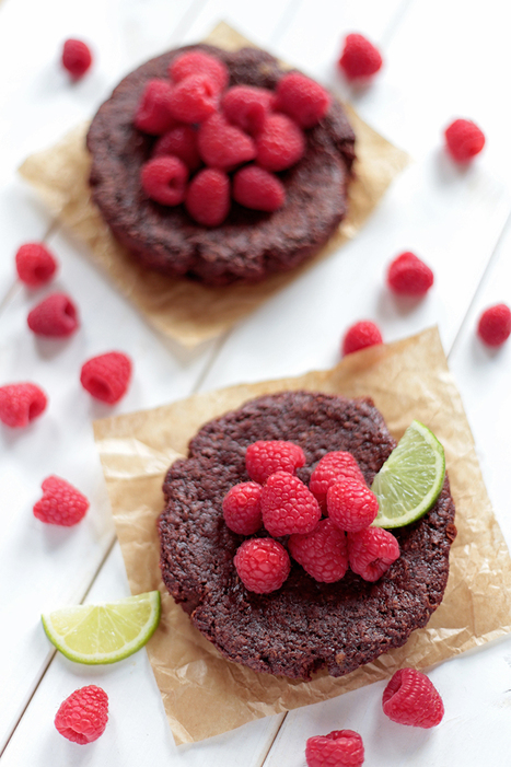 Flourless Chocolate Cake with Coconut - Green Évi   Mincir Autrement   Scoop.it