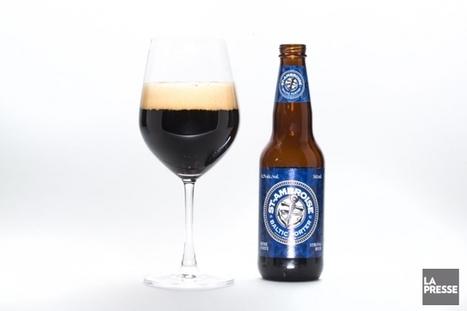 St-Ambroise Baltic Porter: toute en rondeur | Catherine Schlager | Bière de la semaine | Rhums et Bières | Scoop.it