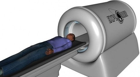 The race is on to build the world's first total-body PET scanner | Research | Anatomy | 21st Century Innovative Technologies and Developments as also discoveries, curiosity ( insolite)... | Scoop.it