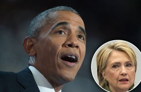 Hillary Snubbed! Obama Skips Clinton's Lavish Fundraisers As Scandal Grows | Global politics | Scoop.it