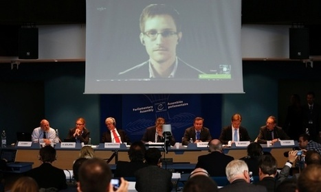 Mass surveillance is fundamental threat to human rights, says European report | Human Rights and the Will to be free | Scoop.it
