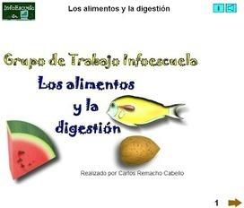 Las TIC en Primaria: LA NUTRICIÓN. EL APARATO DIGESTIVO | APARATO DIGESTIVO | Scoop.it