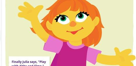 Meet Sesame Street's Newest Character: Julia, a Girl Living With Autism   Hawaii's News @ Twitter Speed!   Scoop.it
