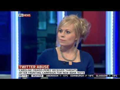 Vicky Beeching discusses social media ethics & ...
