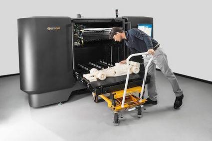 Les imprimantes 3D sont encore trop chères pour les entreprises | 3D Printing -Addditive Mfg | Scoop.it