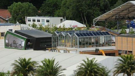 À Versailles, le Solar Décathlon brille par son inventivité (jusqu'à demain) | Avoir du savoir ville durable | Scoop.it