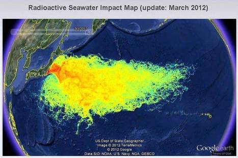 WORMWOOD UNLEASHED end of all life in the pacific ocean Begins as Japan  starts to Purposely Dump 100s Of Tons Of Radioactive Water From Fukushima Into The Pacific | Radioactive Pollution. | Scoop.it