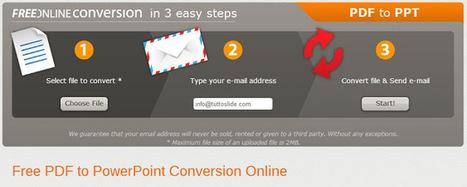 Convertire un PDF in una presentazione | effective presentation | Scoop.it