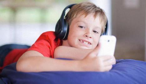 Cinco juegos educativos para que tus niños aprendan desde el smartphone | orientacion | Scoop.it