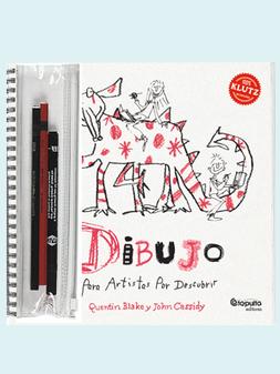 DIBUJO para artistas por descubrir - Quentin Blake y John Cassidy   Libros sobre ilustración   Scoop.it
